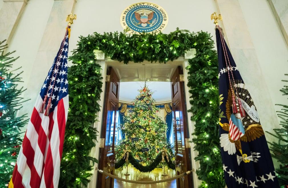 شجرة الكريسماس الرسمية لعام 2018