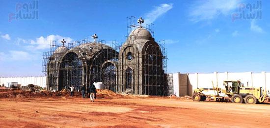 كنيسة العاصمة الإدارية (1)