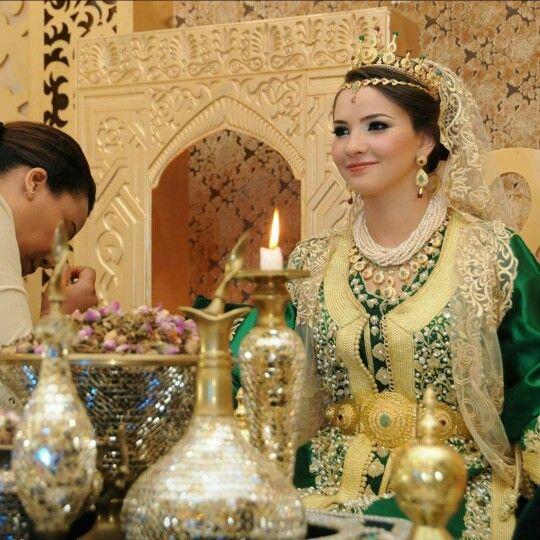 اكسسوارت العروسة