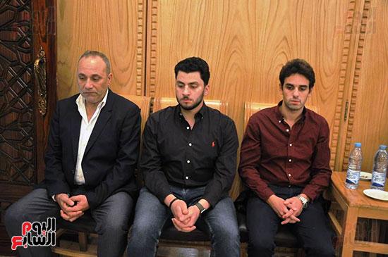 Condolences Adel Amin (3)