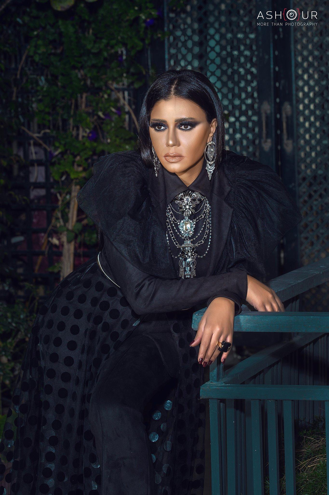 النجمة رانيا يوسف