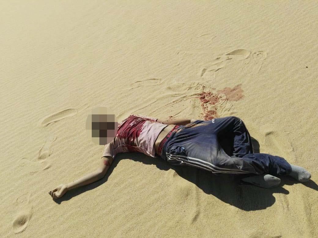 عناصر الخلية الإرهابية المتورطين فى حادث دير الأنبا صموائيل (13)