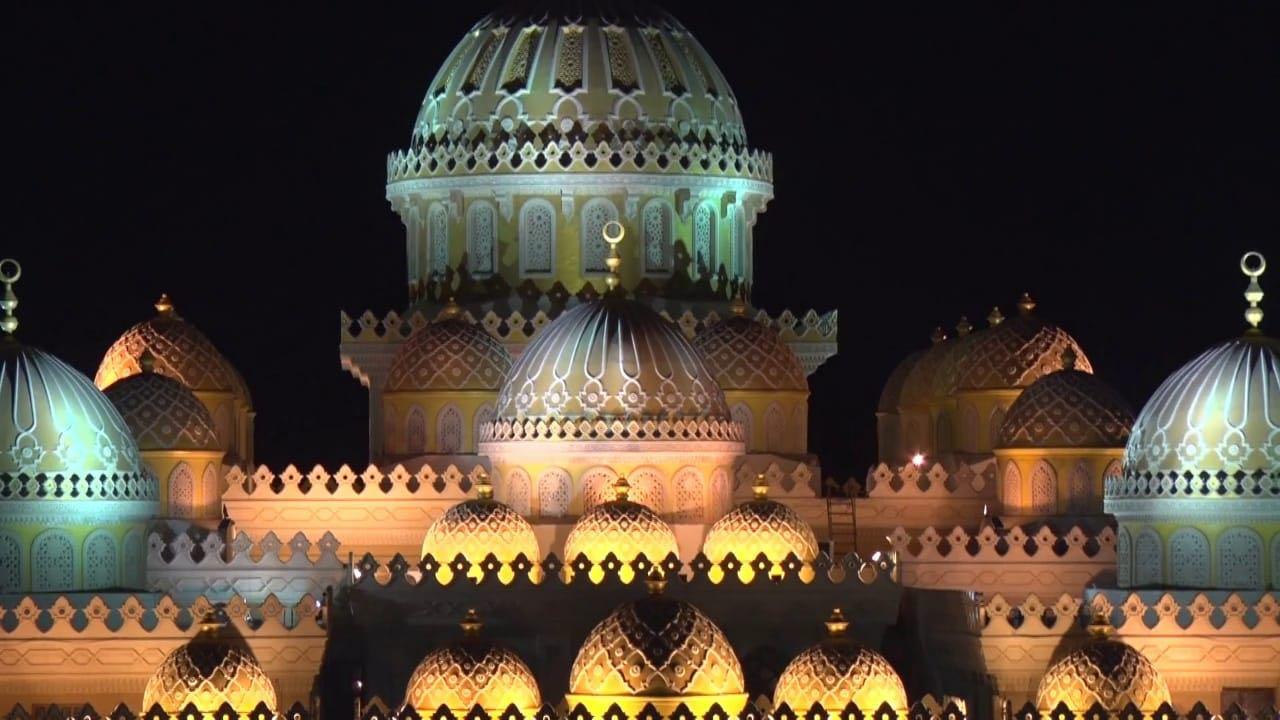 مسجد المينا الجامع بالغردقة (1)