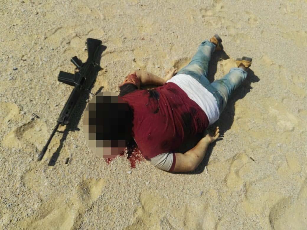 عناصر الخلية الإرهابية المتورطين فى حادث دير الأنبا صموائيل (16)