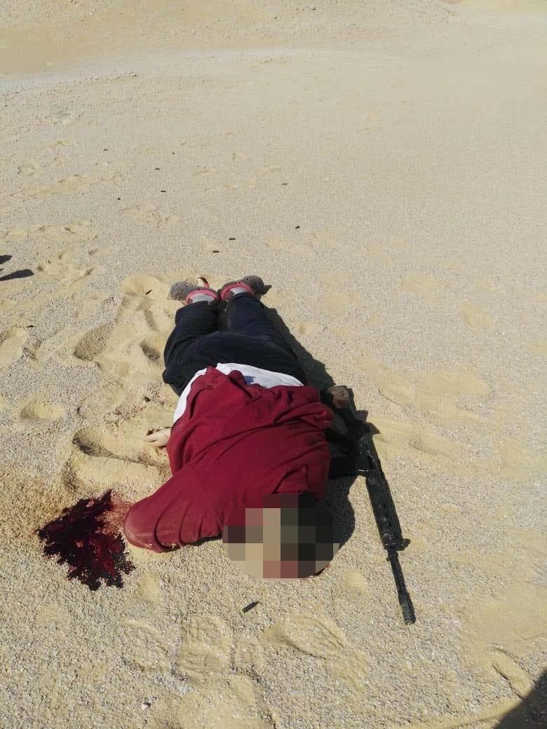 عناصر الخلية الإرهابية المتورطين فى حادث دير الأنبا صموائيل (12)
