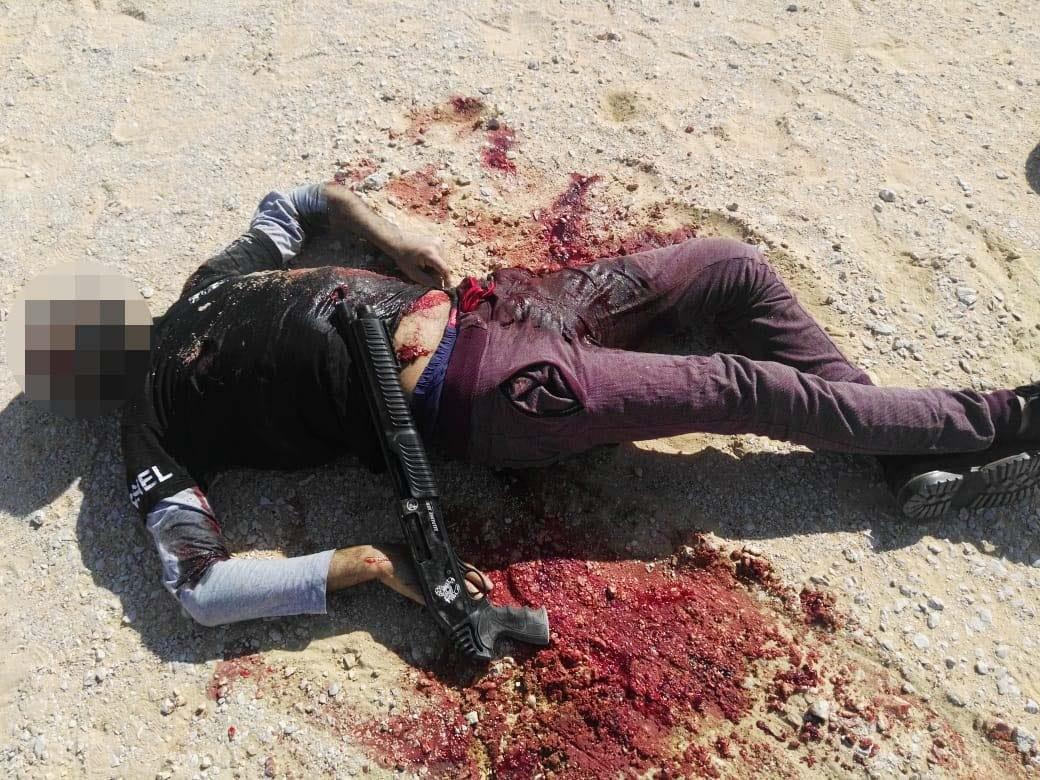 عناصر الخلية الإرهابية المتورطين فى حادث دير الأنبا صموائيل (1)