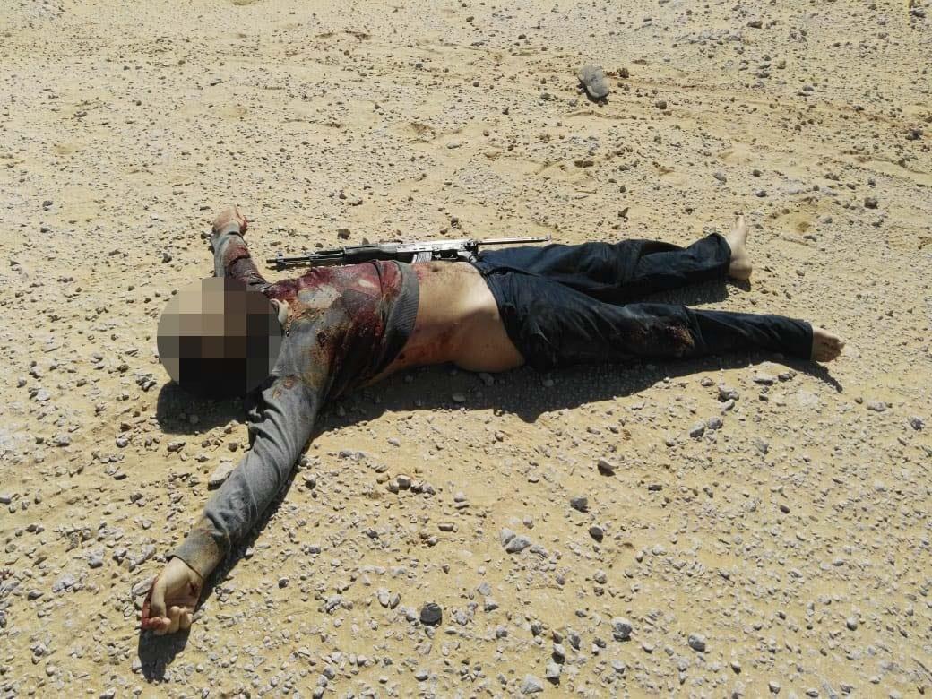 عناصر الخلية الإرهابية المتورطين فى حادث دير الأنبا صموائيل (9)