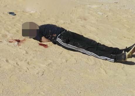 عناصر الخلية الإرهابية المتورطين فى حادث دير الأنبا صموائيل (10)