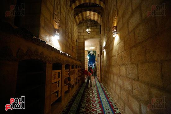 ممر-بمسجد-الصحابة