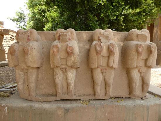 المتحف-المفتوح-بمعابد-الكرنك-خطوة-مميزة-لوزارة-الآثار-لحماية-المقصورات-والقطع-(4)