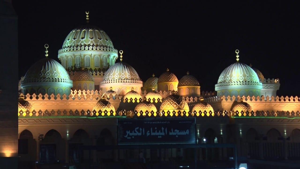 مسجد المينا الجامع بالغردقة (6)