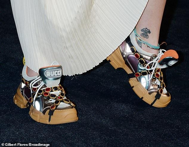 حذاء باريس جاكسون