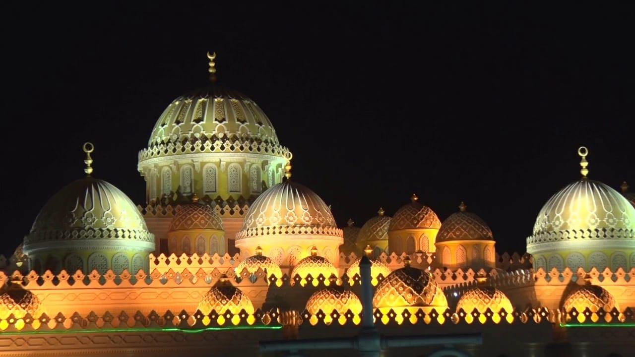 مسجد المينا الجامع بالغردقة (5)