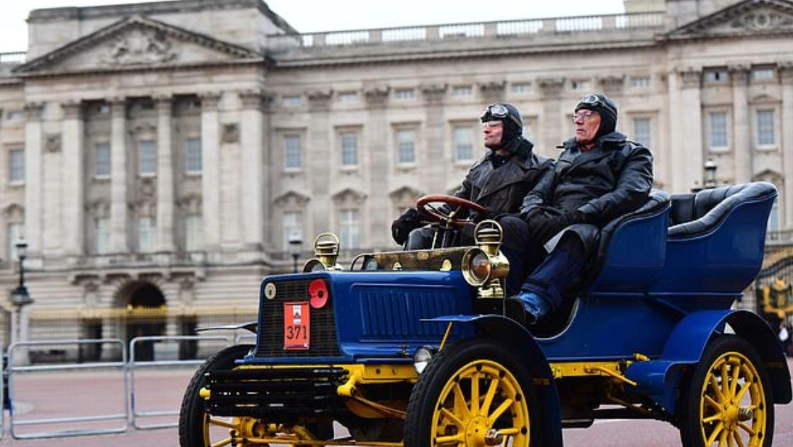 سباق السيارات فى لندن (5)