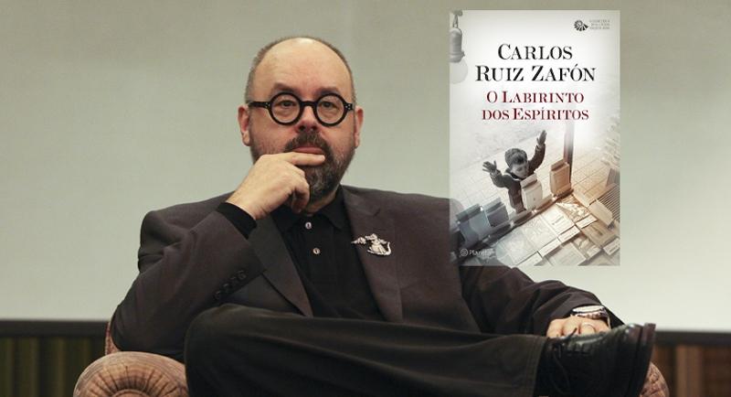 الكاتب كارلوس زافون