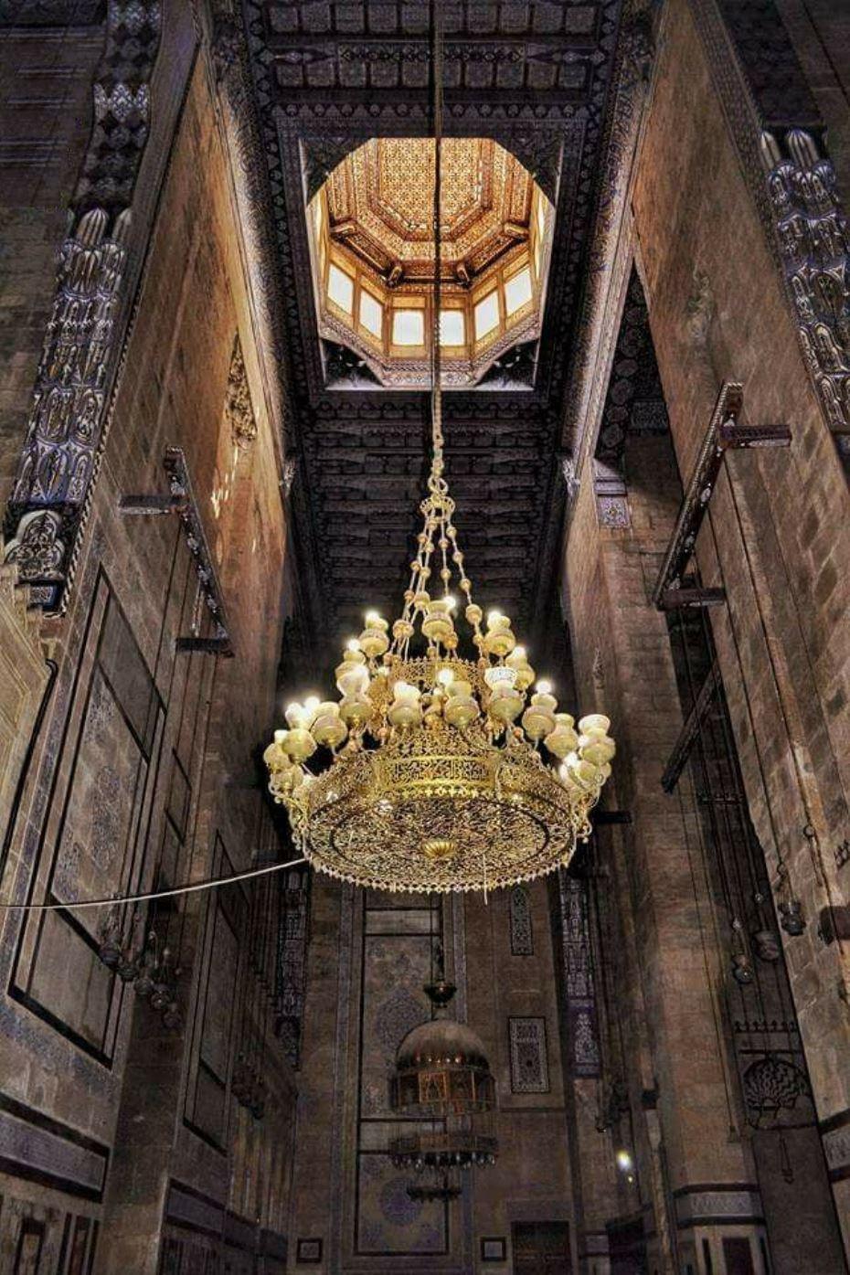 مسجد فى القاهرة الخديوية
