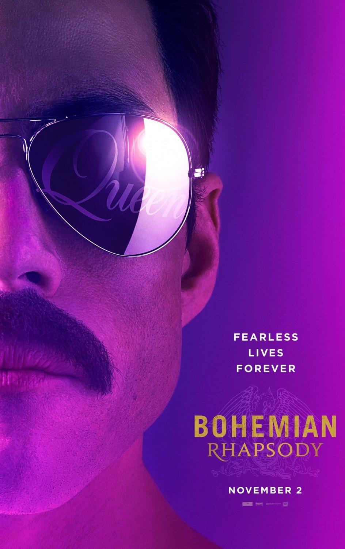 Bohemian Rhapsody بوستر فيلم