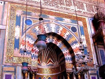 مسجد فى القاهرة الخديوية2