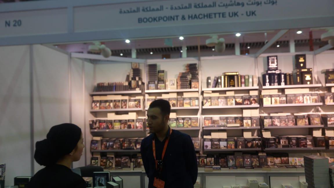 حسام بوشيخ مدير مبيعات دار بوك بونت وهاشيت الجزائرية