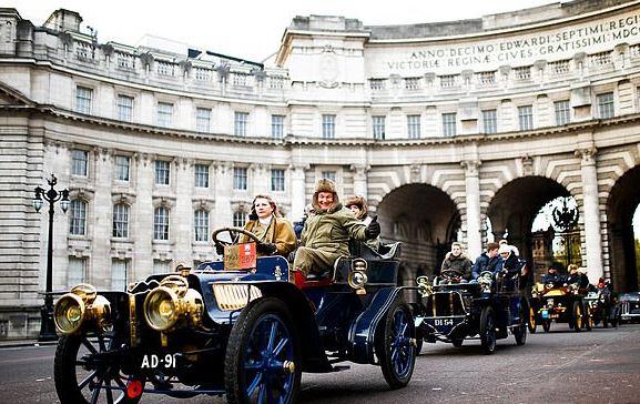 سباق السيارات فى لندن (8)