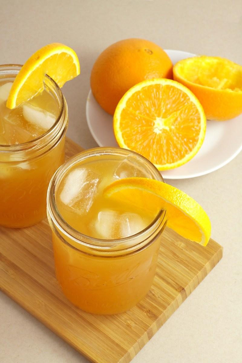 عصير برتقال 2
