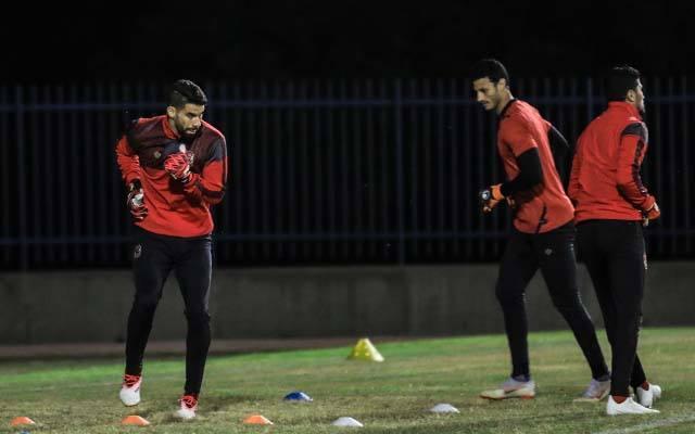 اول مران للأهليفي تونس (3)