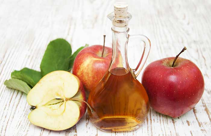 Apple cider vinegar and natural recipes to strengthen immunity