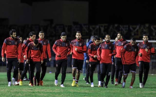 اول مران للأهليفي تونس (4)