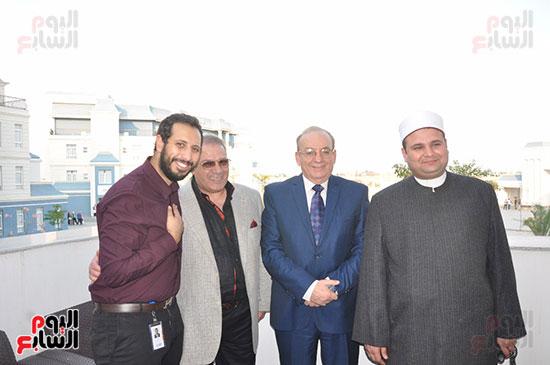 مجلس أمناء جامعة سيناء لبحث التعاون (13)
