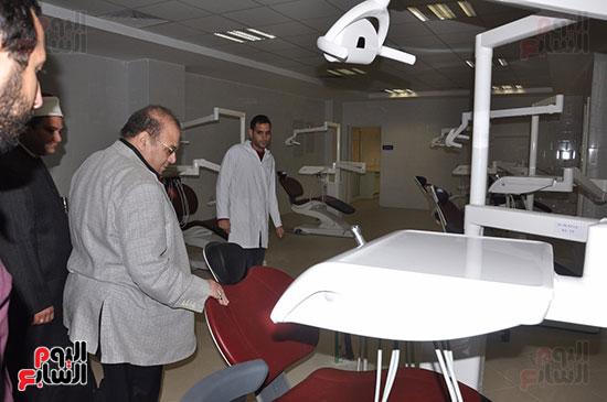 مجلس أمناء جامعة سيناء لبحث التعاون (8)
