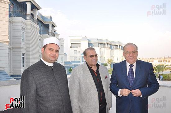 مجلس أمناء جامعة سيناء لبحث التعاون (12)