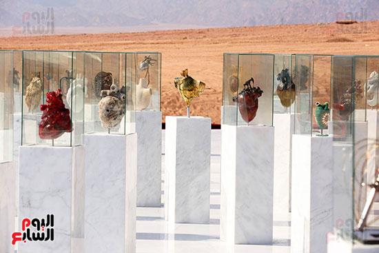النصب التذكاري لإحياء الإنسانسية بشرم الشيخ (32)