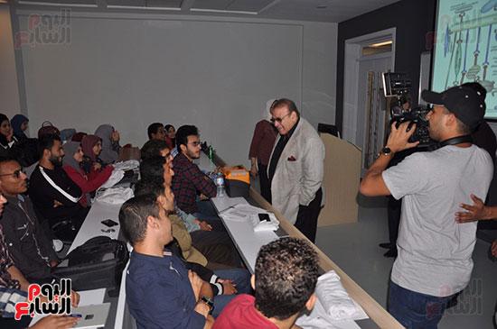 مجلس أمناء جامعة سيناء لبحث التعاون (7)