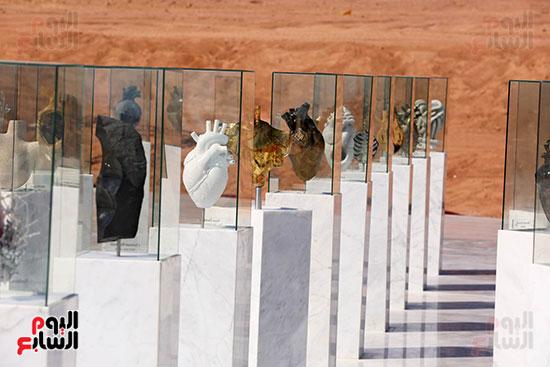 النصب التذكاري لإحياء الإنسانسية بشرم الشيخ (34)