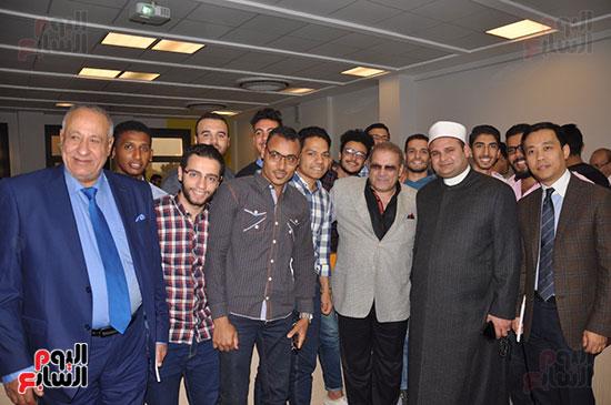 مجلس أمناء جامعة سيناء لبحث التعاون (5)