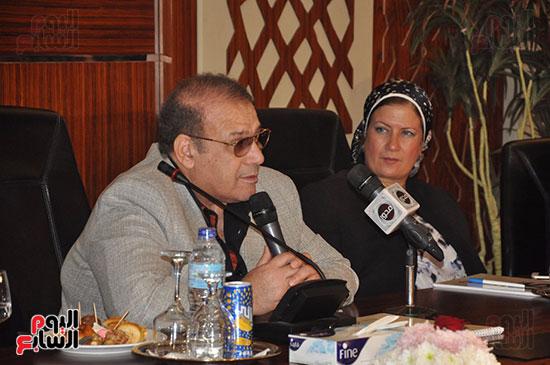 مجلس أمناء جامعة سيناء لبحث التعاون (14)