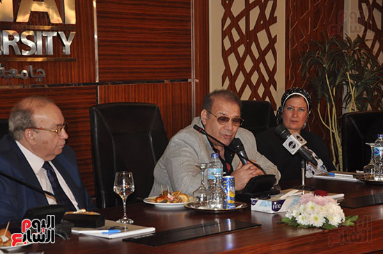 مجلس أمناء جامعة سيناء لبحث التعاون (11)