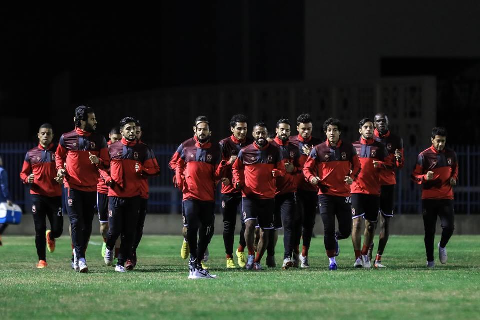 اول مران للأهليفي تونس (7)