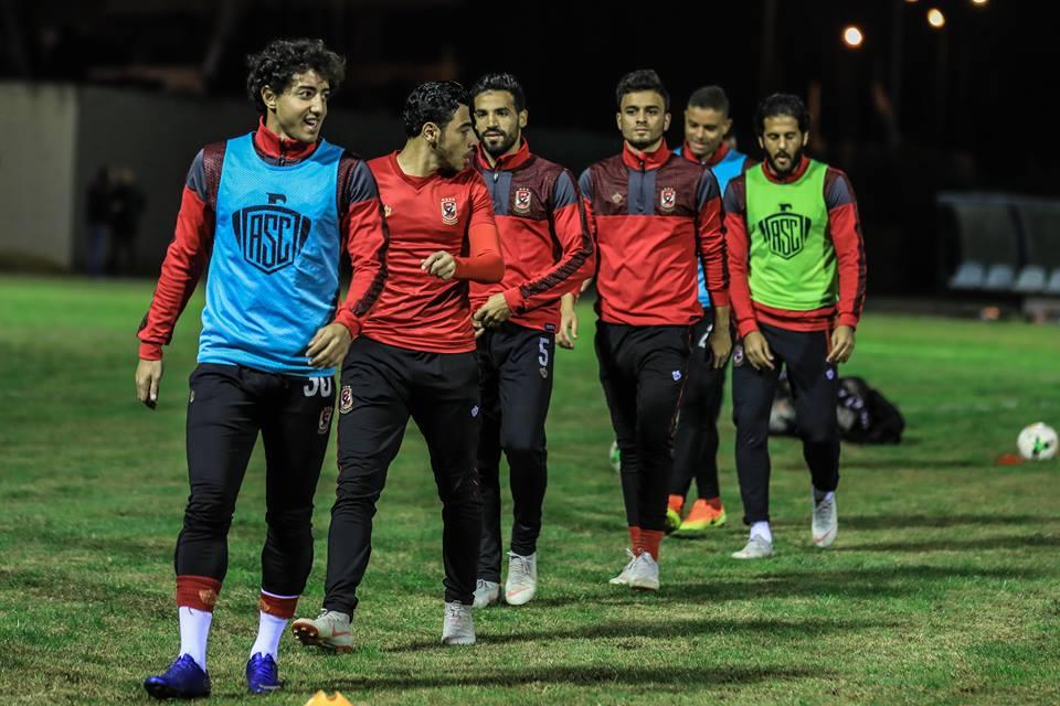 اول مران للأهليفي تونس (1)