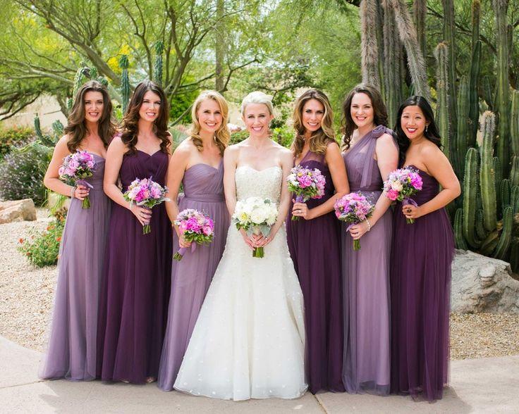 فساتين وصيفات العروسة