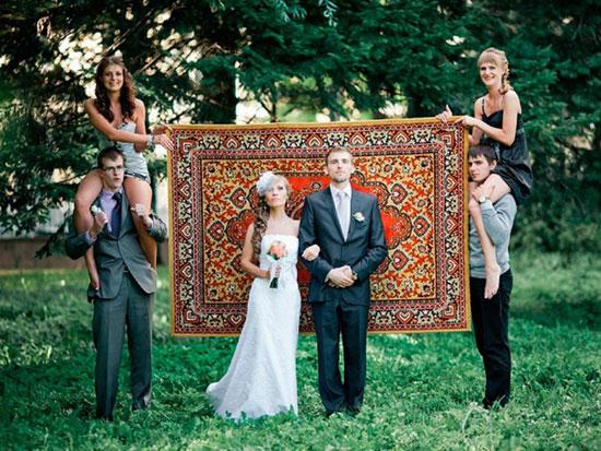 صور زفاف معدلة ببرنامج الفوتوشوب (2)