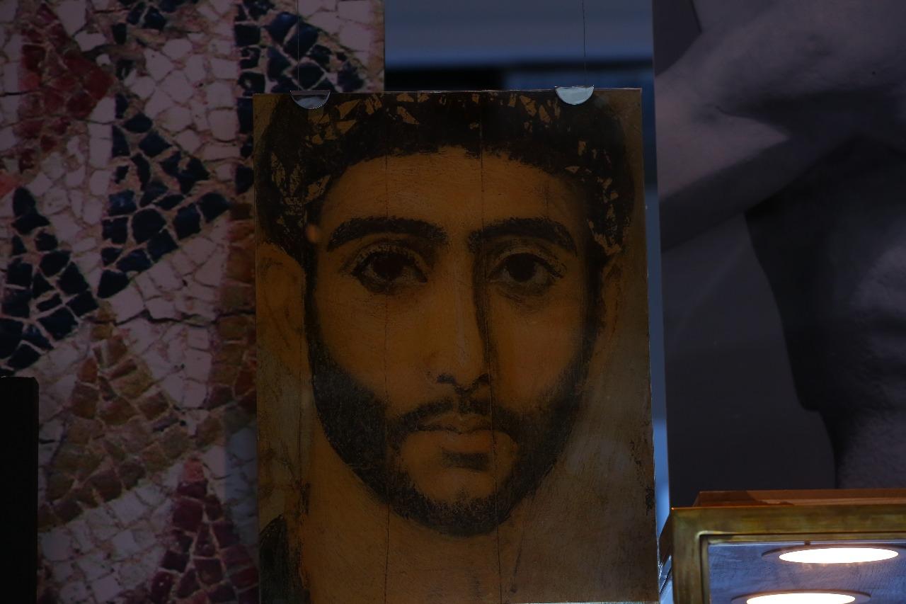 مقتنيات متحف الأعمدة السبعة بشرم الشيخ (4)
