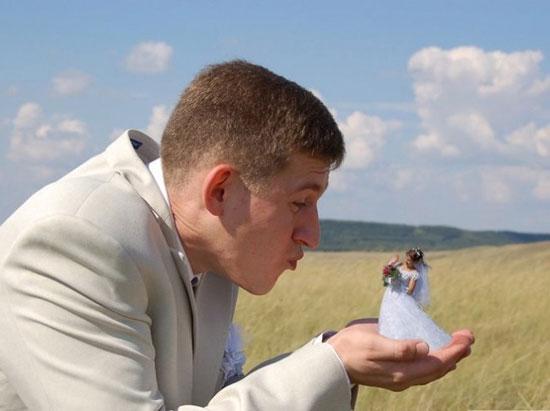 صور زفاف معدلة ببرنامج الفوتوشوب (11)