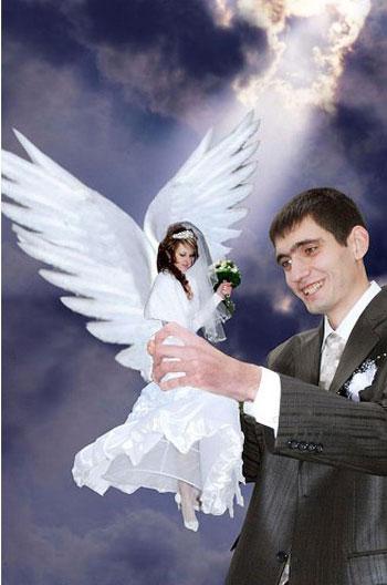 صور زفاف معدله ببرنامج الفوتوشوب (2)