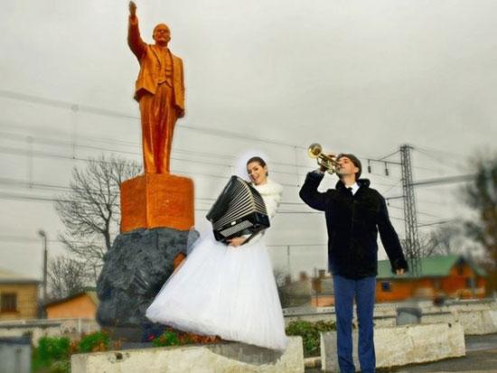 صور زفاف معدلة ببرنامج الفوتوشوب (8)
