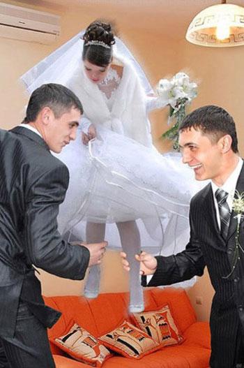 صور زفاف معدله ببرنامج الفوتوشوب (6)