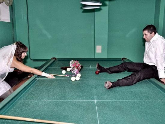 صور زفاف معدلة ببرنامج الفوتوشوب (9)