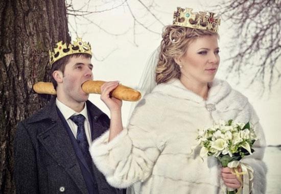 صور زفاف معدلة ببرنامج الفوتوشوب (1)