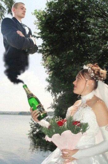 صور زفاف معدله ببرنامج الفوتوشوب (4)