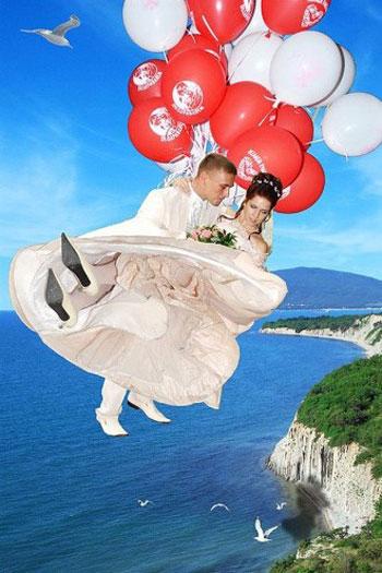 صور زفاف معدله ببرنامج الفوتوشوب (8)